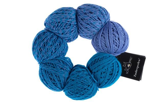Zauber Perlen 2460_ Ritenuto 100% Virgin Wool (Merino fine)