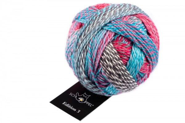 Edition 3 2399_ Rosetta 100% Schurwolle (Merino fine, superwash)