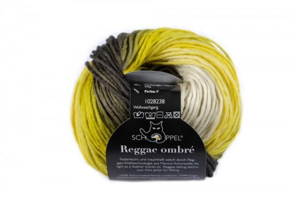 Reggae ombré 2403_ Vitamin C 100% Schurwolle (Merino medium)