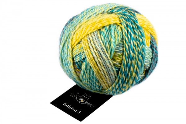 Edition 3.0 2401_ Partly sunny 100% Virgin Wool (Merino fine)