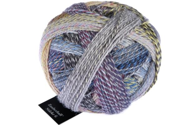 Zauberball Stärke 6 2427_ Föhnlage 75% Virgin Wool, 25%Nylon (biodegradable)