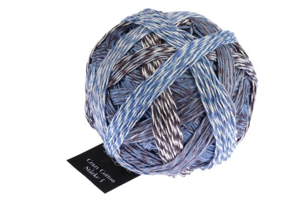 Crazy Cotton Stärke 4 2390_ Meer und mehr 100% Baumwolle (Ursprung Griechenland)