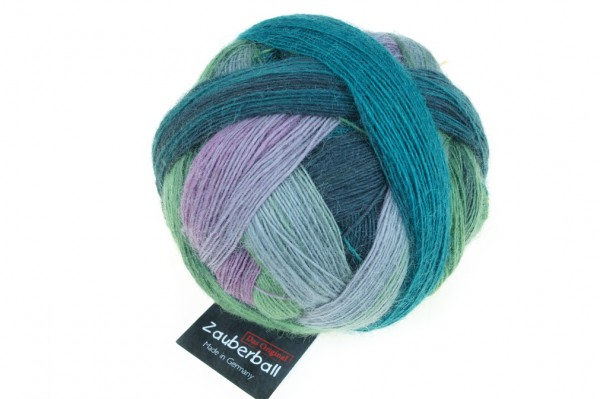 Zauberball 2308_ Smoking Area 75% Virgin Wool, 25% Nylon (biodegradable)
