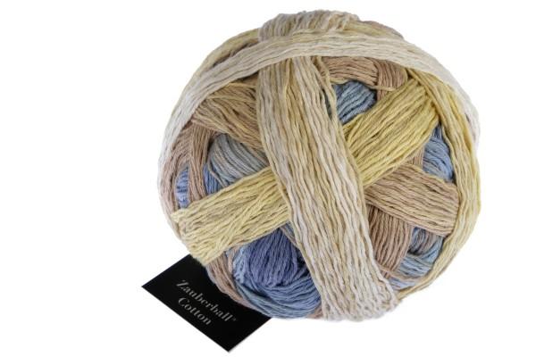 Zauberball® Cotton 2440_ Field Test 100% Cotton (Fibre Greek origin)
