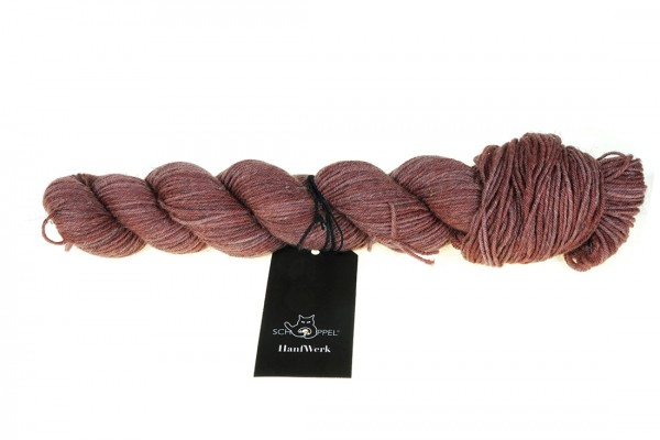 HanfWerk 2378_ Raw Chocolate 90% Virgin Wool (Merino fine)10%Hemp