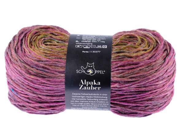 Alpaka Zauber 2359_ Kichererbse 50% Schurwolle (Merino medium), 45% Alpaka, 5 % Leinen