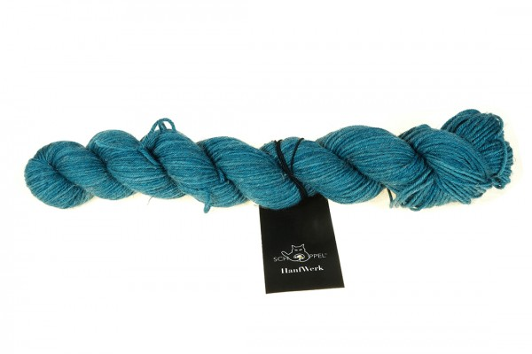 HanfWerk 2374_ Malachite 90% Virgin Wool (Merino fine)10%Hemp