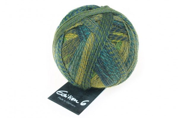 Edition 6 2297_ Bodenprobe 100% Schurwolle(Merino fine, superwash)