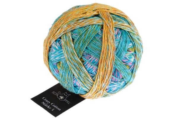 Crazy Cotton Stärke 4 2367_ Sommermärchen 100% Baumwolle (Ursprung Griechenland)
