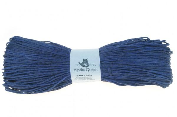 Alpaka Queen 3683 Amethyst 50% Schurwolle(Merino medium), 50% Alpaka